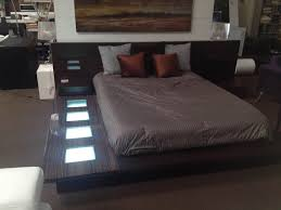 apartments modrest impera contemporary lacquer platform bed with