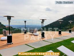 11 outdoor propane patio heater rentals van nuys