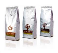 KITCHEN AND PANTRY COFFEE PACKAGING