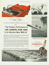 1955 Ad, Champion Spark Plugs, With Cypress Gardens Owner … | Flickr 10 Best Spark Plugs 2017 Youtube Shop Performance E3 Antique Champion Spark Plug Cleaner Kohler Plug For 5xt675 Engines490250k016 The W89d Hot Wheels Delivery Series Combat Medic In Decals 1981 Toyota Pickup Premium Quality Qc10wep Ebay Dg95 Replacement Honda Power Equipment08983999010
