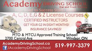 Academy Driving School - Windsor - YouTube The Median Annual Salary For This Job Is 42480 So Why Cant Home Academy Truck Drving School Cdl Examination Driving Bishop State Community College Tennessee Facebook Prestige About Us Driver Traing Nsw Tweets With Replies By Fifth Wheel Commercial Mr Inc Abq Drivers License Cnm Ingenuity Linces Gold Coast Brisbane