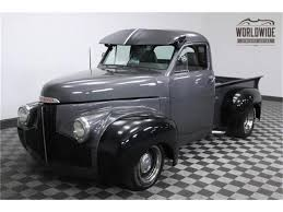 1946 Studebaker M5 For Sale | ClassicCars.com | CC-793532 In 1946 19450 M16 Studebaker Models Were Produced Trucks Studebaker Pickup Truck Street Rod Article Butchs Beater Dry Stored Beauty 1947 Pickup 1948 M5 Red Fully Restored Rare Final Year Of Stock Photos Images Alamy 1ton Rv Mh Museum Elkhart In 201806 1 Ton Truck 2 For Sale All Collector Cars It For The Long Haul How D Hemmings File1946 7539512696jpg Wikimedia Commons M1528 Pickup Item H6866 Sold Octo