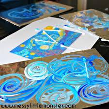 Fun Arts And Crafts For Preschoolers Preschool Art Activities Ideas On Printable Summer