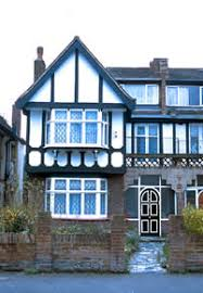 Mock Tudor House Photo by Brickfields Homes Through Time