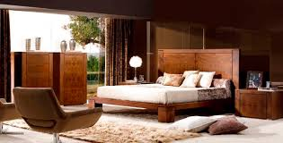 Contemporary Wooden Bedroom Furniture by Mobil Fresno Home