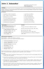 Resume Objective Statement Examples For Restaurant Management Plus Manager Printable Planner Template Pertaining