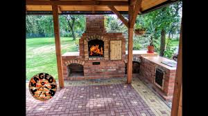 DIY Building Outdoor Fireplace With Smoker And Grill & BBQ - YouTube Best 25 Diy Outdoor Kitchen Ideas On Pinterest Grill Station Smokehouse Cedar Smokehouse Cinder Block With Wood Storage Brick Barbecue Barbecues Bricks And Backyard How To Build A Wood Fired Pizza Ovenbbq Smoker Combo Detailed Howtos Diy Innovative Ideas Outdoor Magnificent Argentine Pitmaker In Houston Texas 800 2999005 281 3597487 Build Smoker Youtube 841 Best Grilling Images Bbq Smokers To A Home Design Garden Architecture