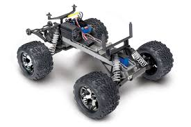 100 Red Monster Truck Traxxas Stampede VXL Brushless 110 RTR 2WD
