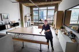 100 Industrial Lofts Nyc My 850sqft Graphic Designer Ksenya Turned A Raw