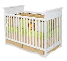 Bratt Decor Joy Crib by Round Convertible Crib 2145