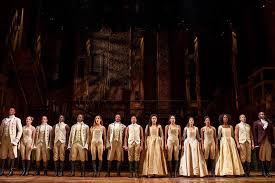 Hamilton CIBC Theatre Chicago