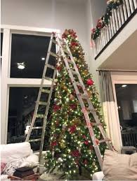 12 Foot Christmas Tree Decorating A Ft Artificial Canada