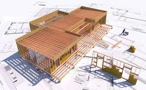 maison ossature bois cle en prix construction maison en bois clé en n15
