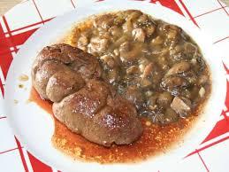 cuisiner les rognons de veau recettes de rognons et madère
