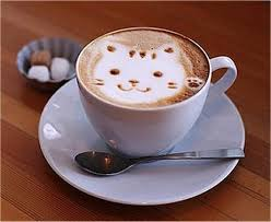 Check Out This Awesome Array Of Cat Coffee Art