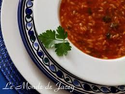 chorba tunisienne le monde de jacey tunesische küche