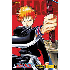 Bleach 3 In 1 Edition Vol Includes Vols