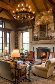 Rustic Decor Ideas Living Room Of Well Airy And Cozy Nice
