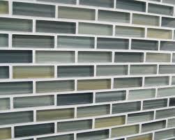 light gray glass subway tile rs floral design gray glass
