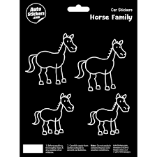 Horse Family Stickers – Decalcomania Tancredy 2nd Half Price Crazy Horse Lady Car Stickers And Decals Various Vinyl Die Cut Sticker Custom Solargraphicsusacom Air Cleaner Galloping Silhouette Decal Horequestrian Infinity Vehicle Truck Window Wall Laptop Quarter Amazon Family Decalcomania 2019 Unicorn Waterproof Outdoor Medieval Knight Jousting Lance Accsories For Horse Graphics Motorhome Vinyl Stickers Decals Camper Car Van