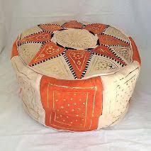pouf marocain cuir d occasion plus que 2 à 60