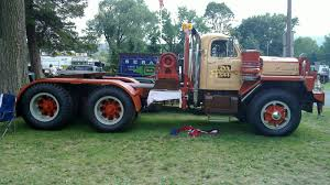 100 Mack Trucks Macungie B Model With A Factory Allison Antique And Classic