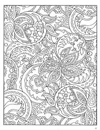 Zentangle Coloring Pages 1