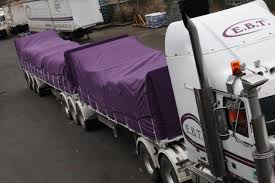 100 Canvas Truck Cap Tarps Gate Curtains Rocklea