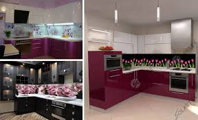 12 Modern Kitchens With Beautiful Wall Stickers Ideas