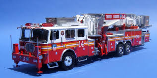 100 Model Fire Truck Kits SSB Resins
