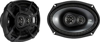 100 Best Truck Speakers KICKER CS Series 6 X 9 3Way Car With Polypropylene Cones
