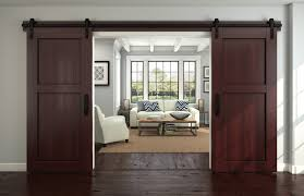 Vintage Dark Brown Wooden Sliding Warehouse Door. Interior ... Vintage Barn Door Wrought Bars On Wooden Doors Stock Image Royalty Double Barn Door Hdware Kit More Colors Available Picturesque Grey Finished Interior For Homes With 2perfection Decor Antique As Our Laundry Room Industrial Spoked European Sliding Closet 109 Best Images On Pinterest Doors Large Hinges Unique Old Inspiration Of Lot Wonderful 30 Reclaimed Wood Ideas That We Love Southern Styles And Images Design Small Hdware Home Exterior Fold Bathroom