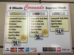 Car Wash | San Diego, CA Get A Fabulous Car Wash Freddys 702 9335374 Home Innout Express North Hollywood Ca Detailing Inexterior Ldon Road Services Prices Poconos Auto Service Price Menu Yelp At Jax Kar Truck Semitruck Onsite Oryans Monticello Car Wash Prices Pinterest