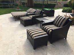 Restrapping Patio Furniture San Diego by Hillcrest Upholstery Vinyl Leather Fabric San Diego Ca