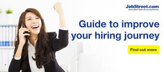 Home JobStreet Employer SG