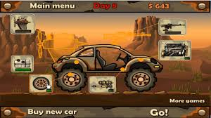 Monster Truck Games - Zombie Monster Truck - YouTube