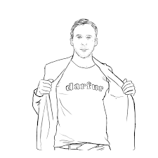 Ryan Gosling Coloring Book On See The Cara Delevingne Coloring Book
