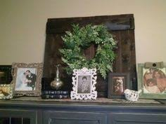 Here Is What The Dark Walnut Stain Looks Like In Its Drying Process Inspiration Piece From Pottery Barn It Will B A Rustic Style Centerpiece