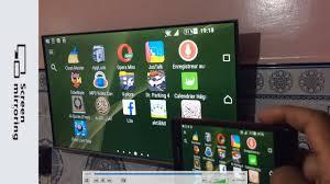 screen mirroring samsung tv