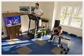 Gym Flooring Home Gym Flooring Over Carpet
