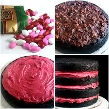 Fudgy And Moist 4 Layer Dark Chocolate Cake Recipe The Most Amazing Fresh