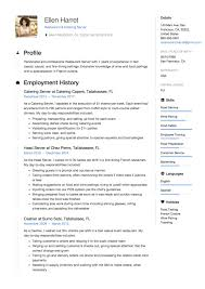 Full Guide: Restaurant Server Resume | +12 PDF Examples | 2019 85 Hospital Food Service Resume Samples Jribescom And Beverage Cover Letter Best Of Sver Sample Services Examples Professional Manager Client For Resume Samples Hudsonhsme Example Writing Tips Genius How To Write Personal Essay Scholarships And 10 Food Service Mplates Payment Format 910 Director Mysafetglovescom Rumes
