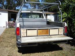 Homemade Decked Truck Bed Storage : Jason Storage Bed - Lucky To ...