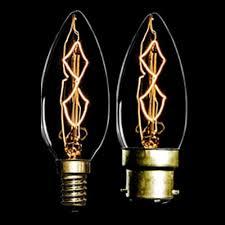 antique filament light bulb ls vintage squirrel cage dimmable