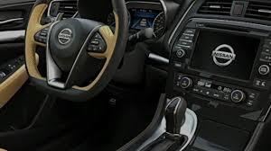 2018 Nissan Maxima Interior Design