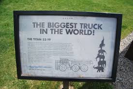 AirstreamHobo Travels: The Biggest Truck In Canada....