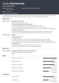 Food Service Resume: Sample & Writing Guide (20+ Examples) Sver Resume Objectives Focusmrisoxfordco Computer Skills List For Resume Free Food Service Professional Customer Student Templates To Showcase Your Worker Sample Supervisor Valid Fast Manager Writing Guide 20 Examples 11 Download C3indiacom Full Restaurant Sver 12 Pdf 2019 Top 8 Food Service Manager Samples Crew Samples Within Floating