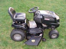 Craftsman Lt1000 Drive Belt Size by Craftsman Lawn Tractor Riding Lawnmowers Ebay