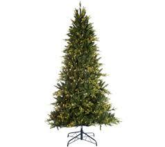 bethlehem lights 9 prelit noble spruce tree w multi functions