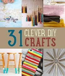 31 Clever DIY Crafts